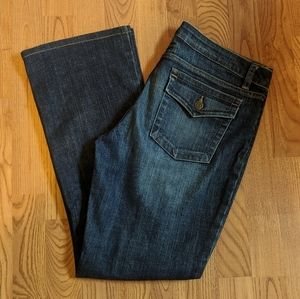 The Limited Boot Cut Classic Denim Jeans